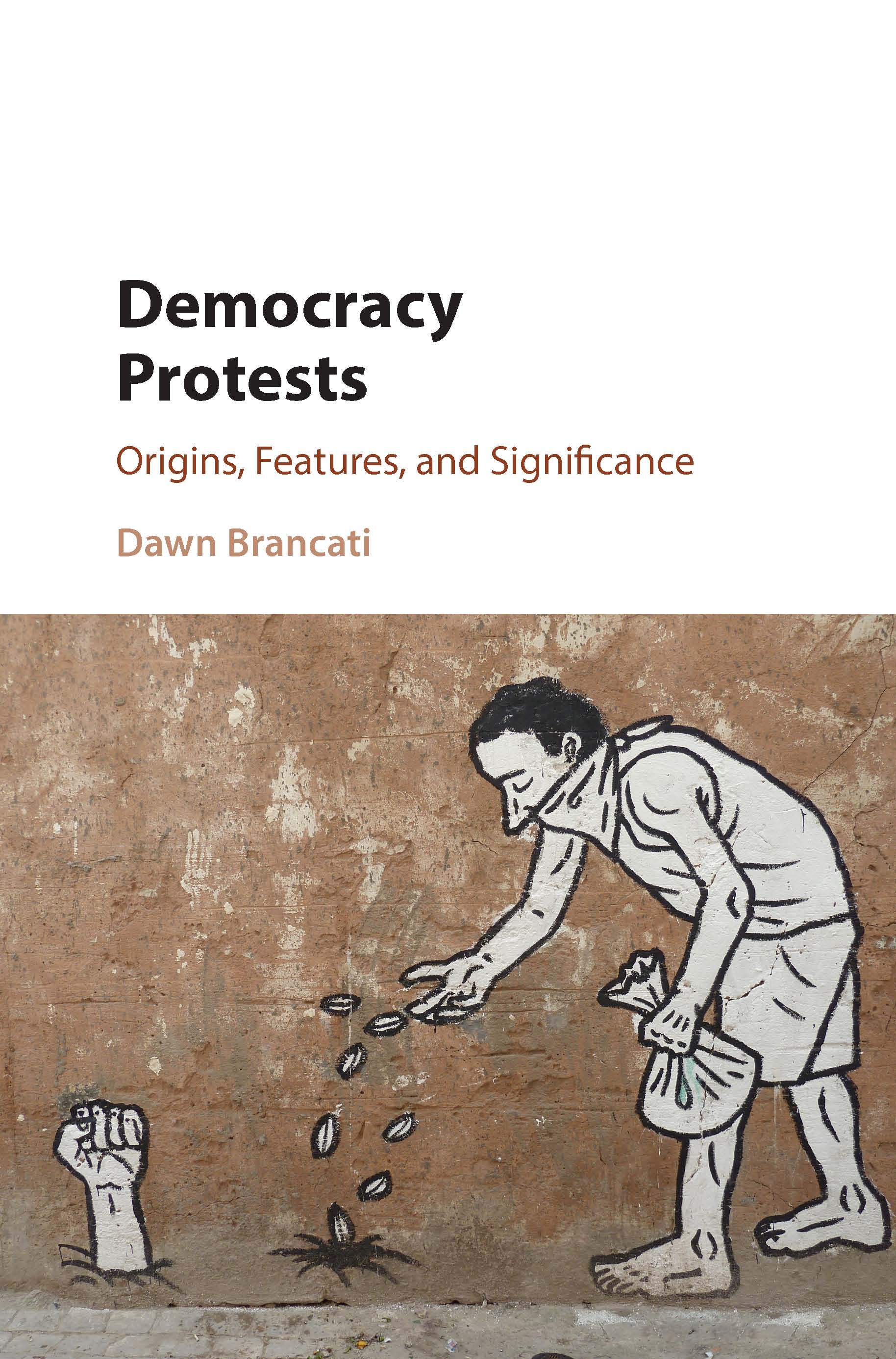 Democracy Protests Cover